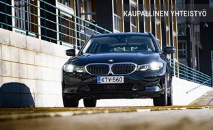 Ladattavaa premiumia aiempaa edullisemmin – oletko tutustunut jo uuteen BMW 320e -lataushybridiin?