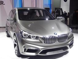 Pariisin autonäyttely 2012: BMW