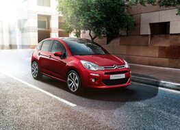 Autoesittely Citroën C3 2013