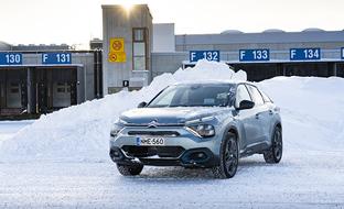 Koeajossa täyssähköinen Citroën ë-C4 – herättääkö hinta jo ostohalut?