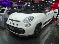 Pariisin autonäyttely 2012: Fiat