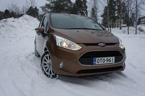 Koeajo Ford B-MAX 1.0 EcoBoost Titanium 2013