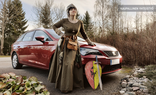 Ekologinen ja edullinen – näin Annan perheen auton polttoainekulut putosivat puoleen