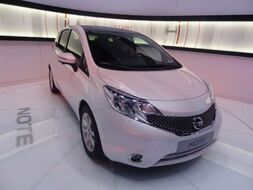 Geneven autonäyttely 2013: Nissan