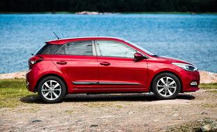Koeajossa Hyundai i20 T-GDI - Vakiona hauskuus