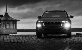 No nyt on näköä! Ensifiilistelyssä täysin uusi Hyundai Tucson – hybridejä kolme erilaista