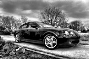 Jaguar S-Type R  2005