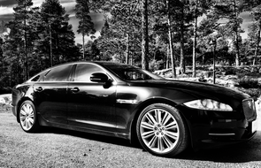 Jaguar XJ Supercharged 2011