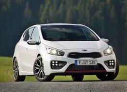 Autoesittely Kia cee'd GT 2013