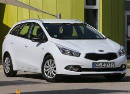 Autoesittely Kia cee´d Sportswagon 2013