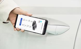 Kian autot voi avata pian ilman avainta – puhelinsovellus mahdollistaa auton jakamisen myös kavereille