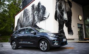 Paras alle 50000 euron sähköauto? Koeajossa Kia e-Niro