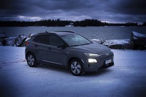 Täyssähköisestä Hyundai Kona Electric -katumaasturista edullisempi malliversio – toimintamatka kaupungissa jopa 417 kilometriä