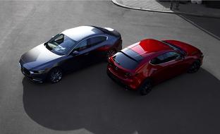 Tässä on täysin uusi Mazda3 – mukana mullistava Skyactiv-X -moottori