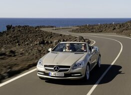 Koeajo Mercedes-Benz SLK 200 BE A 2013