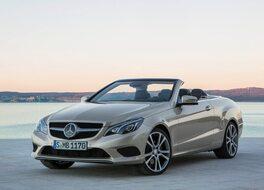 Autoesittely Mercedes-Benz E Coupé & Cabriolet 2013