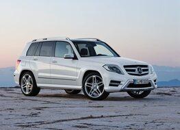 Autoesittely Mercedes-Benz GLK 2013