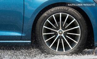 Autoilija, tiesitkö tämän renkaista? Pienillä muutoksilla säästät polttoainetta ja vähennät autosi päästöjä