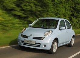 Autoesittely Nissan Micra 2007-2010