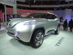 Pariisin autonäyttely 2012: Nissan