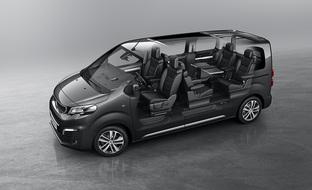 Tällaista on odotettu: Peugeotilta täyssähköinen tila-auto suurperheen tarpeisiin – tavaratilaa suorastaan järjetön määrä