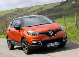 Autoesittely Renault Captur 2013