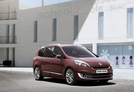 Koeajo Renault Grand Scénic dCi 110 Expression 2012