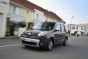 Autoesittely Renault Kangoo 2013