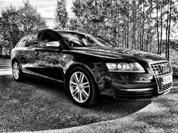 Audi S6 Avant V10  2008