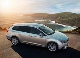 Autoesittely Seat Leon ST 2013