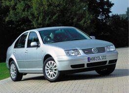 Autoesittely Volkswagen Bora