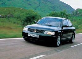 Autoesittely Volkswagen Passat 1996-2002