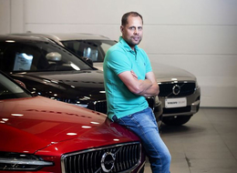 Volvoilla jo 10 vuotta putkeen – näitä asioita Mikko arvostaa Volvo Selekt -vaihtoautoissa