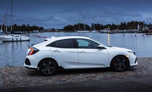 Koeajo: mielikuvia suurempi Honda Civic hämmästyttää myös hinnallaan