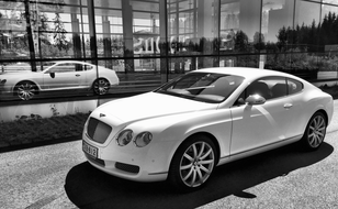 Bentley Continental GT Chrome Edition  2008