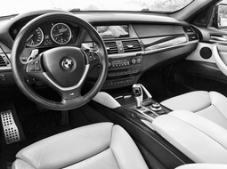 BMW X6 50i Twin-Turbo 2009