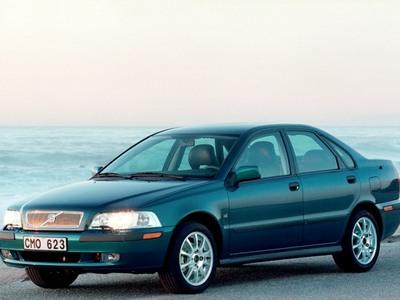 Autoesittely Volvo S40 / V40 2002-2003