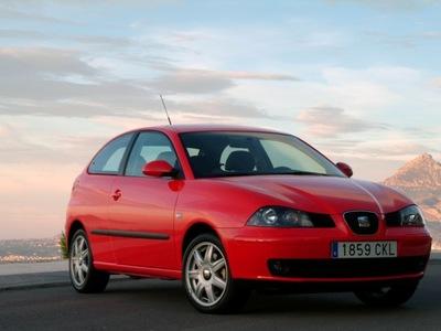 Autoesittely Seat Ibiza 2002-2007