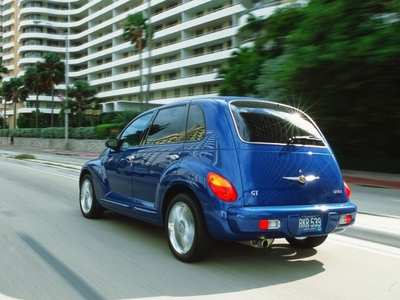 Autoesittely Chrysler PT Cruiser (2002)