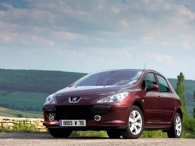 Autoarvio: Koeajossa Peugeot 307 Wagon HDi 90 Premium Plus