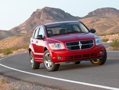 Autoesittely Dodge Caliber 2009-2011
