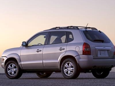 Autoarvio: Koeajossa Hyundai Tucson 2.0 S GLS