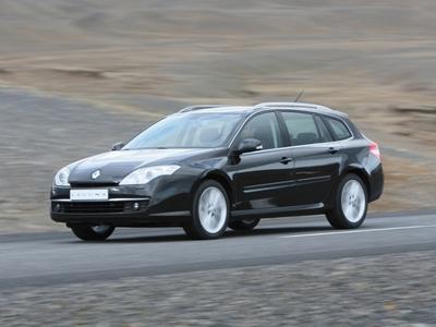 Autoarvio: Koeajossa Renault Laguna Sport Tourer 1.5 dCi Expression