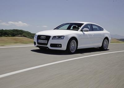 Autoesittely: Audi A5 Sportback 2.0 TFSI Quattro