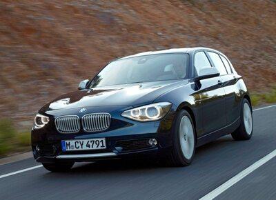 Koeajo BMW 116i 2012
