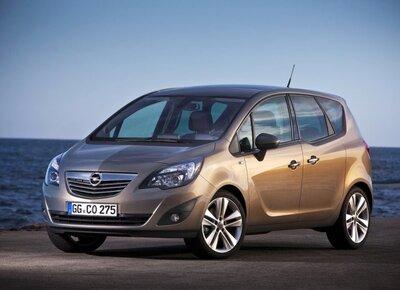 Koeajo Opel Meriva 1.4T Enjoy