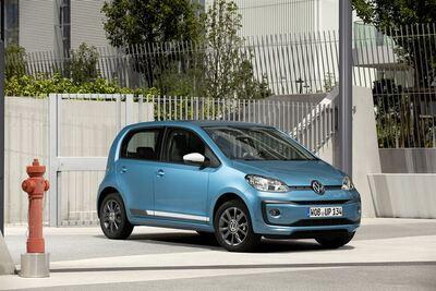 Volkswagen up! saa litran bensaturbon