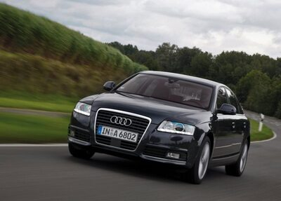 Autoesittely Audi A6 2008-2011
