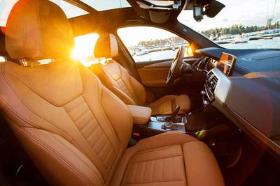 Koeajossa BMW X3 xDrive 20d A - aiempaa ylellisempi