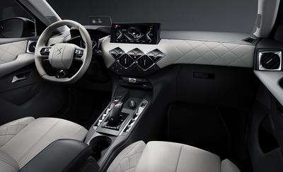 Onko tässä ensi vuoden tyylikkäin sähköauto? e-DS 3 Crossback toimii myös ilman avainta